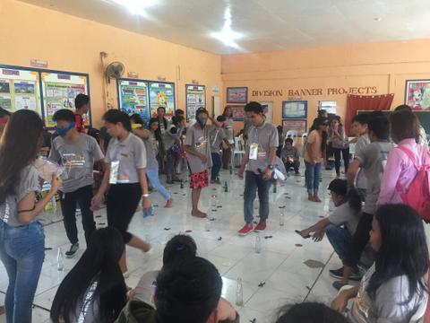 San Remigio Youth Federation conducts 2nd Municipal Youth Congress