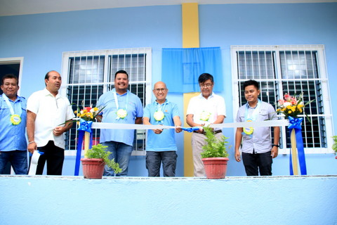 RAFI TURN-OVER 26-CLASSROOM BUILDING IN SAN REMIGIO