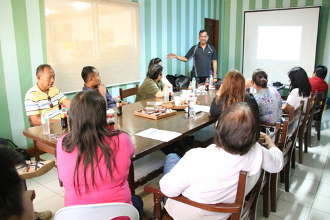 Danao City visits for Drug Rehabilitation Plans and Strategies