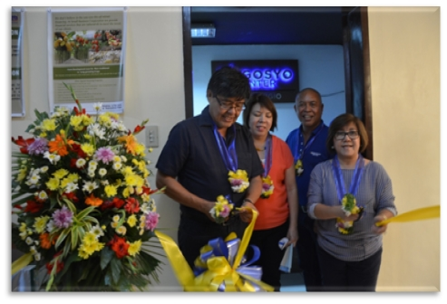 DTI Negosyo Center opens in San Remigio
